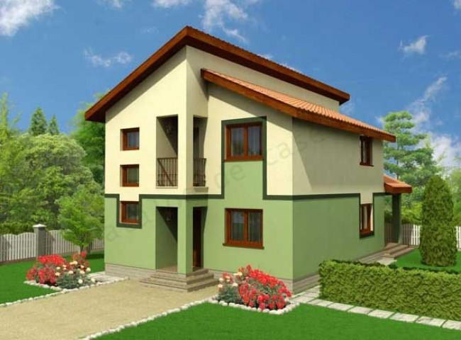 vila cernica p 1 proiecte case vile